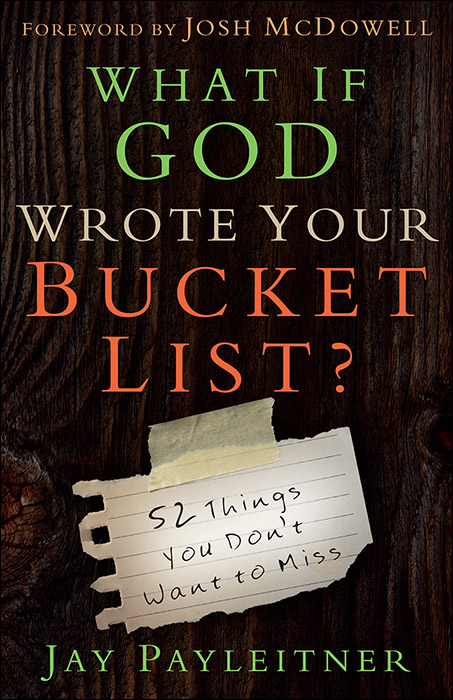 What_If_God_Wrote_Your_Bucket_List
